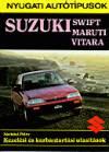 Suzuki swift, maruti, vitara - Kezelési és karbantartási utasítások