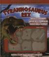 Tyrannosaurus rex - Ásd ki a csontokat, építsd fel a csontvázat, fejtsd meg a rejtélyt!