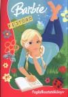 Barbie fejtörő foglalkoztatókönyv