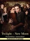 Twilight - new moon poszterkönyv matricákkal - 10 poszterrel és 15 matricával
