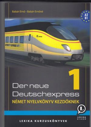 Der neue deutschexpress 1 - Német nyelvkönyv kezdőknek