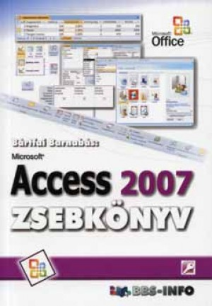 Access 2007 zsebkönyv