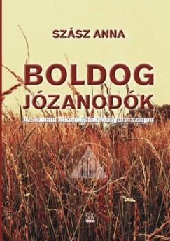 Szász Anna - Boldog józanodók