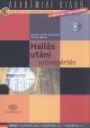Hallás utáni szövegértés - gazdasági nyelvkönyv sorozat - Német alapfok(b1) középfok(b2) felsőfok(c1) + cd