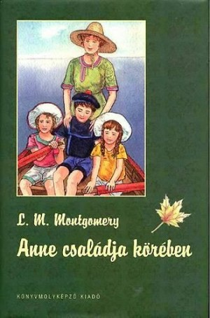 Anne családja körében