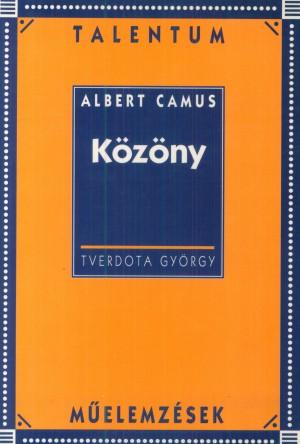 Albert camus: közöny - Talentum műelemzések