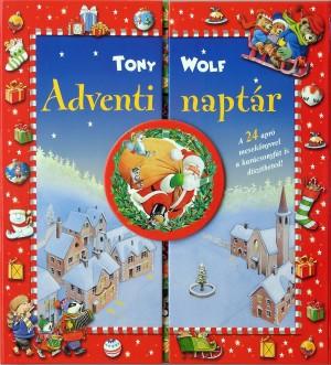 libri adventi naptár Könyv: Adventi naptár (Anna Casalis) libri adventi naptár