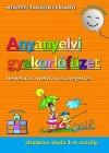 Anyanyelvi gyakorlófüzet a 3-4. osztály számára