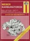 Weber karburátor. javítási kézikönyv