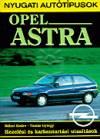 Opel astra - Kezelési és karbantartási utasítások