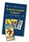 TANÁCSADÓ TAROT - KÖNYV + TAROT KÁRTYACSOMAG / 24 BEVÁLT KIRAKÁSI MÓDSZER