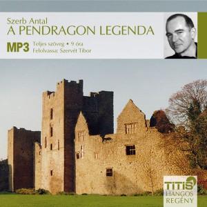 A pendragon legenda - hangoskönyv (mp3) - Előadó: szervét tibor