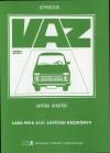 Lada niva 2121 javítási kézikönyv