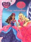 Barbie és a gyémántkastély - Nagy matricáskönyv